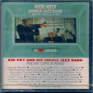 Kid Ory And His Creole Jazz Band - New Orleans FLAC