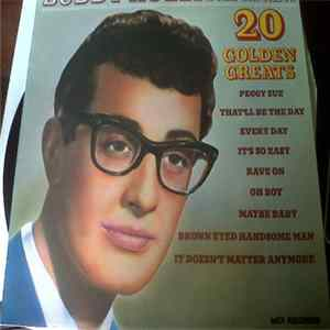 Buddy Holly & The Crickets - 20 Golden Greats FLAC