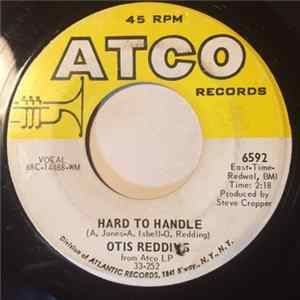 Otis Redding - Hard To Handle / Amen FLAC