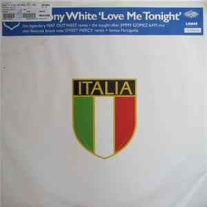 Anthony White - Love Me Tonight FLAC