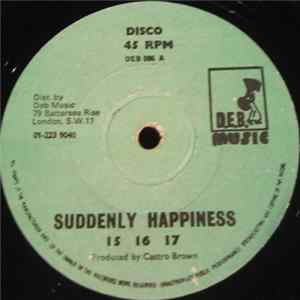 15 16 17 - Suddenly Happiness FLAC